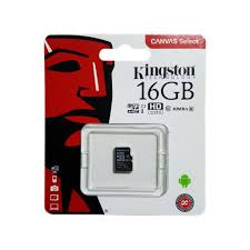 Thẻ Nhớ Micro SD Kingston 16GB SDHC Class 10 Không Adapter - Hàng Chính  Hãng chính hãng 69,000đ