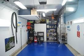 best lights for 17 led vs fluorescent in the garage
