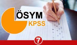 ÖSYM KPSS sınav takvimini açıkladı! KPSS lisans sınavı 2021 yılında ne  zaman yapılacak? - EĞİTİM Haberleri