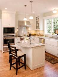Simple Stylish Kitchen With Island 25 Best Small Kitchen Islands Ideas On  Pinterest Small Kitchen