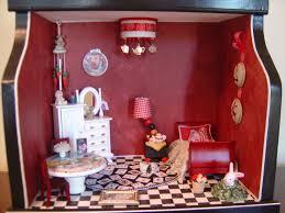 Alice Wonderland Theme Bedroom Room Box Mymi Buy Now