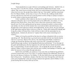 College Vs High School Essay Compare And Contrast Contrast Compare Essay Examples Contrast And Comparison Essay