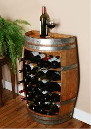 wine barrel wine rack furniture. Green Barrel Furniture Wine Racks Rack A