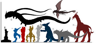 Monster Size Chart Pacific Rim 20884 Trendir