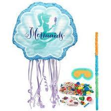 Mermaid Pinata Party Supplies - Girls Birthday Ideas | Express