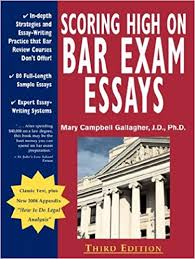 scoring high on bar exam essays in depth strategies and essay  scoring high on bar exam essays in depth strategies and essay writing that bar review courses don t offer 80 actual state bar exams questions a 3rd