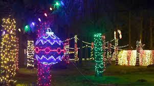 Silverton Oregon Garden Lights What To Expect Christmas In The Garden