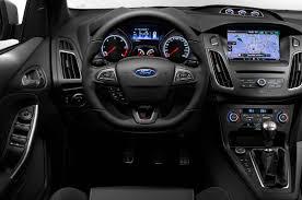 2015 ford focus sedan black. 2015 ford focus st 3 518 sedan black