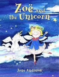 zoë and the unicorn unicorns a unicorn unicorn