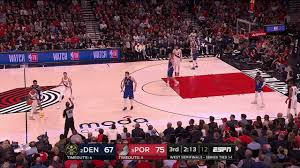 Gary Harris All Game Actions 05/03/2019 Denver Nuggets vs Portland Trail  Blazers Game 3 Highlights - YouTube