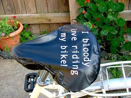 bike saddle cover