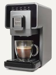 Coffee Maker Carafe And Single Cup Cup To Carafe Coffee Maker Coffee A La Carte Capresso
