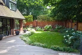 garden designer. Wrap-around Garden Design In Allison Grove, Dulwich, 1 Designer
