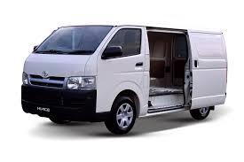2018 Toyota Hiace LWB, 3.0L 4cyl Diesel Turbocharged Manual, Van