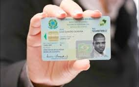 Resultado de imagem para documento nacional de identificação