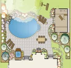 backyard design plans.  Plans Backyard Design Plans Landscape One Size Fabulous To O