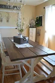 table decor farmhouse dining room table wall rhatlaruinfo decor stunning easy rhsteroidpw table round farmhouse table