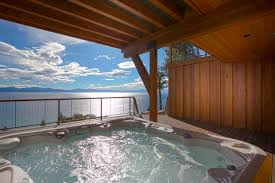 lake tahoe als with hot tub