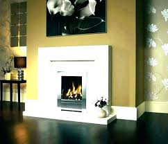 gas fireplace trim kit ideas electric insert compact majestic kits around design log large