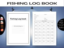 Free vector icons in svg, psd, png, eps and icon font. 2 Fishing Logbook Designs Graphics
