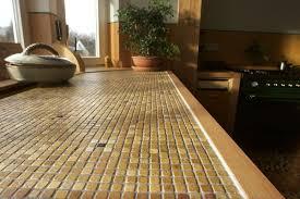 awesome ceramic tile countertops in unique kitchen interiors kitchen 10 21