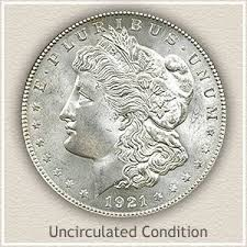 Silver Dollar Chart 1921 Morgan Silver Dollar Value Discover Their Worth