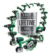hitachi power tools. hitachi power tools announces a lifetime lithium ion tool warranty | business wire w