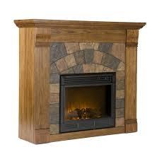 southern enterprises fe9282 elkmont m electric fireplace antique oak wood