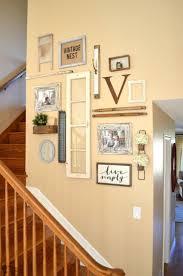25+ Best Hallway Wall Decor Ideas On Pinterest | Stair Wall Decor Within  Wall Art