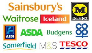 Lista De Compras Para El Supermercado Supermercados En Londres En Los Que Hacer La Compra 2019