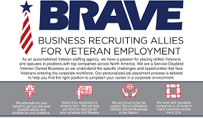 white paper and tips to veteran hiring military veteran resources brave candidate information