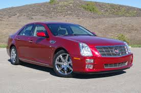 cadillac sts | Today's Auto Reviews