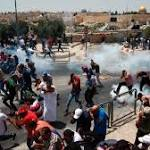 Calls for UN meeting as clashes continue in Jerusalem and West Bank