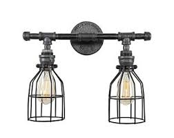 industrial home lighting. Lighting - Industrial Steampunk Light Bar Chandelier Ceiling Home