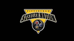 pittsburgh steelers logo background
