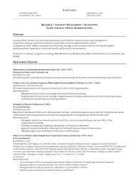 Sample Resume Administrative Manager India Office Letsdeliver Co