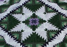 22 best Eureka quilts images on Pinterest | Log cabin homes, Log ... & Detail, center, of Eureka Quilt by www.sarahlynnsquilting.com. Quilt  Gallery · Log Cabin ... Adamdwight.com