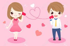 cute cartoon couple wallpapers for mobile 254542 jpg