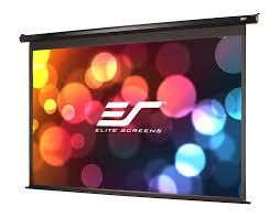 spectrum series electric screens wall ceiling elite screens 1