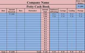 accounting excel template download petty cash book excel template exceldatapro