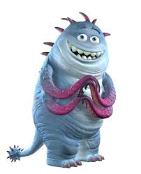 monster inc characters. Beautiful Inc Bile Inside Monster Inc Characters A