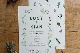 Wedding Invitation Wording Examples Advice And Templates