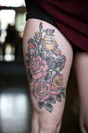 Kirsten Makes Tattoos A Little Puffy In The Light Pink From A