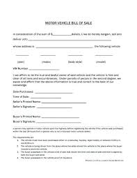 automobile bill of sale as is motor vehicle elegant used car bill sale form inspirational
