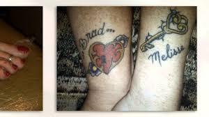 парные тату By моднявки