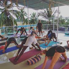200 hours ashtanga yoga teacher in goa