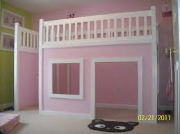 Diy Toddler Loft Bed Ana White Playhouse Loft Bed Diy Projects