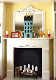 outstanding candle fireplace pics decoration inspiration