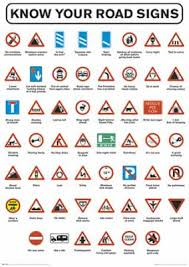 american traffic signs and meanings. Wonderful American American Road Signs Roadsigns Poster50cm And Traffic Meanings