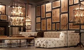 image of rustic orb chandelier ideas